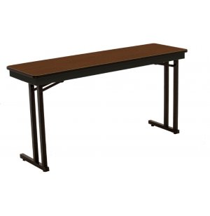 C Leg Folding Training Table 18x72 Folding Tables