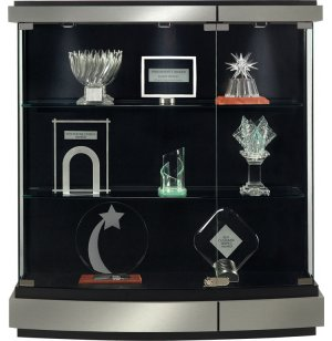 Quantum Wall-Mount Display Case