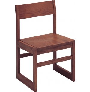 Integra Childrens Wood Library Chair