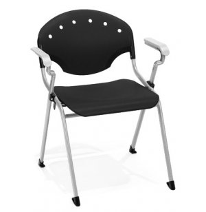 Rico Stacking Reception Arm Chair
