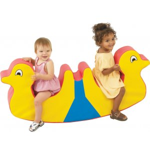 Double Duck Soft Play Rocking Animal