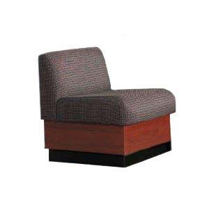 Rotunda Reception Chair - Plinth Base