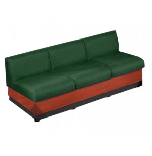 Rotunda Reception Sofa, 3-Seater