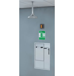 ADA Safety Station Vertical-Mount