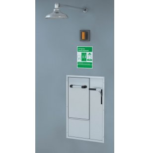 ADA Safety Station Horizontal-Mount