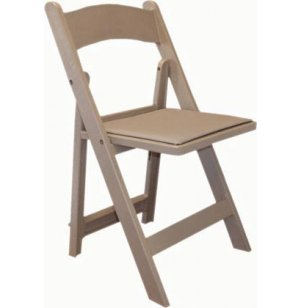 MAX Resin Folding Chair, Non-White
