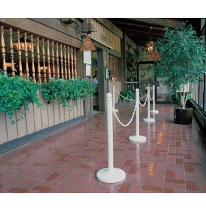 Indoor & Outdoor Plastic Stanchion