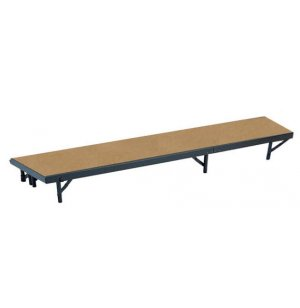 Standing Choir Riser - Tapered, Hardboard, 8