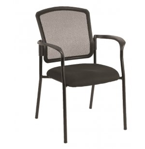 Dakota2 Mesh Guest Chair with Arms