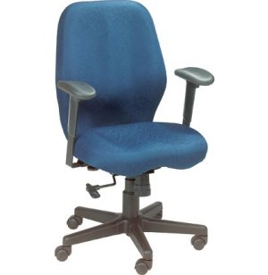Mid Back Synchro Tilt Office Chair