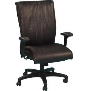 Leather Executive High Back Task Chair