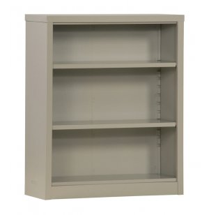 42-inch SnapIt Bookcase w/2 Adjustable Shelves