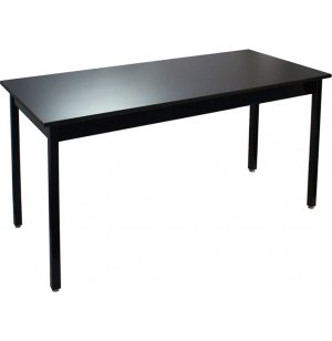 Steel-Frame Science-Bio Table Phenolic Top