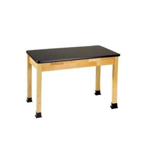 Science Lab Table with Phenolic Top