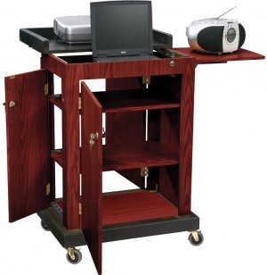 Smart Cart Multimedia Lectern
