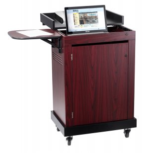 Smart Laptop Cart Lectern