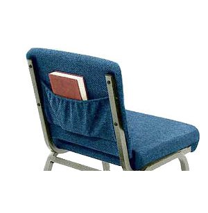Elastic Book Pocket for Church Chairs