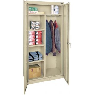 Combination Wardrobe Storage Cabinet