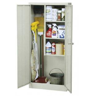 Janitorial Supply Closet