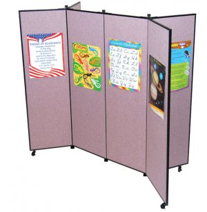 Portable Art Display Panels - 6 Panels