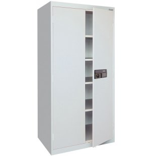 Welded Steel Storage Cabinet w/Digital Lock