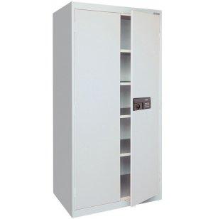 Welded Steel Storage Cabinet w/Digital Lock
