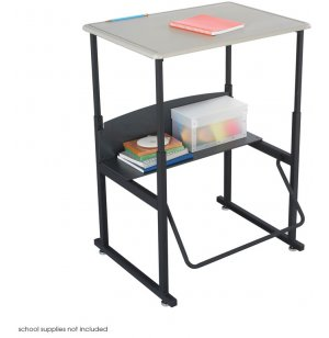 AlphaBetter Sit/Stand Desk - Standard Top, 28