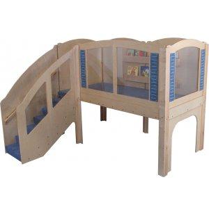 Older Toddler Explorer Play Loft