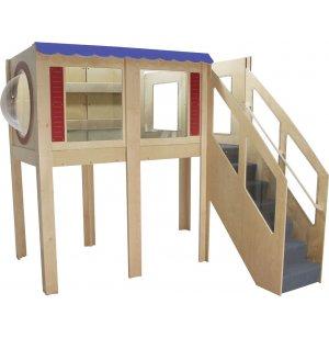 Kiddie Condo Preschool Loft