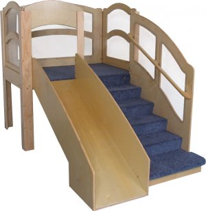 Adventurer Older Toddler Play Loft