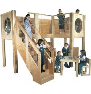 Deluxe Expanded Explorer 10 Preschool Loft