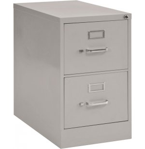 2-Drawer Vertical File Cabinet - Legal Sized