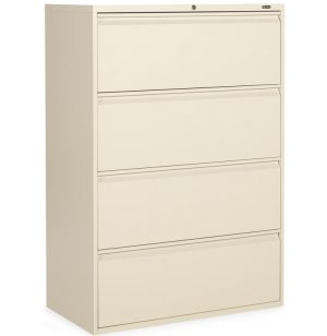 1900 Series 4-Drawer Lateral File Cabinet