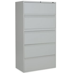 1900 Series 5-Drawer Lateral File Cabinet