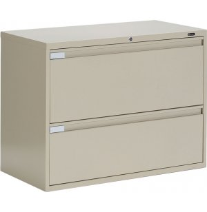 Full Pull Lateral Letter Legal File Cabinet -2 Drawer