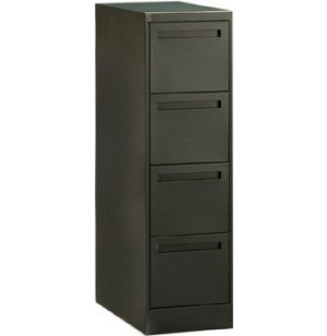 Full Pull Vertical Letter File Cabinet