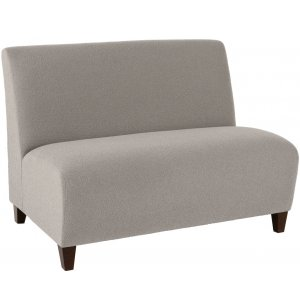 Siena Armless Loveseat