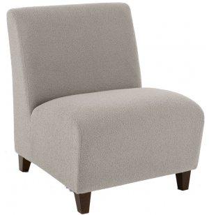 Siena Armless Oversized Club Chair