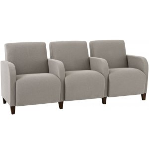 Siena 3-Seat Sofa w/Center Arms