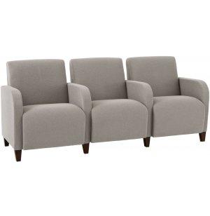 Siena 3-Seat Sofa w/Center Arms