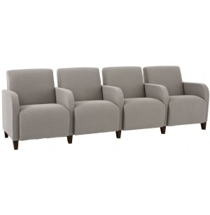 Siena 4-Seat Sofa w/Center Arms