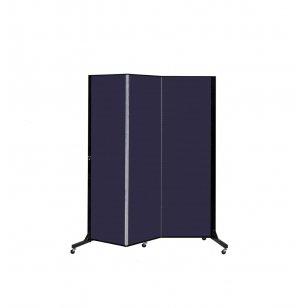Light Duty Portable Partition - 3 Panels