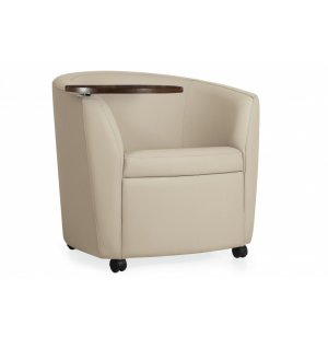 Sirena Mobile Lounge Chair - Laminate Tablet