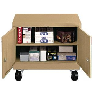 Mobile Steel Storage Cabinet