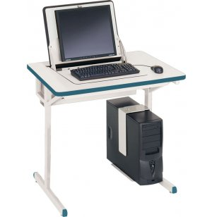 SmartDeck Computer Table For 1 Computer