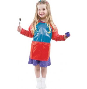 Washable Preschool Smock