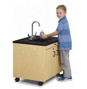 Clean Hands Helper Portable Sink - Plastic Sink