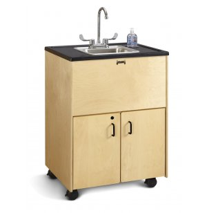 Clean Hands Helper Portable Sink- Stainless Steel Sink