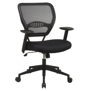 Air Grid Mesh Task Office Chair - Fabric