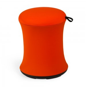 Fabric Spool Chair
